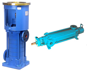 Horizontal Multistage Pump Type -RKB/RKBV