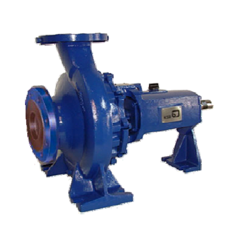 KSB / MEGA  End Section Certrifugual Process Pump