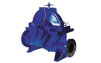 KSB /Omega Axially split pumps