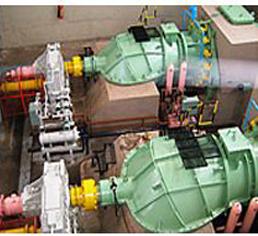 Kirloskar /Kaplan Turbines
