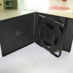 กล่องซีดี3หน้า-ดำ