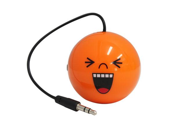 ลำโพงบอลส้ม