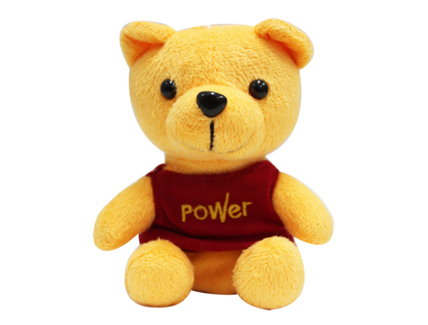PowerBank หมีพู 2600