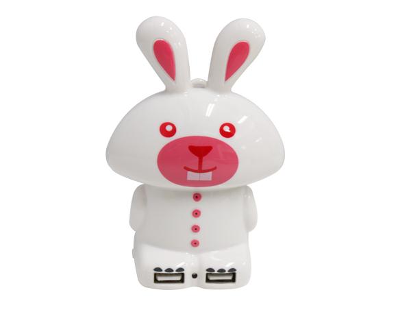 PowerBank กระต่ายขาว 5200