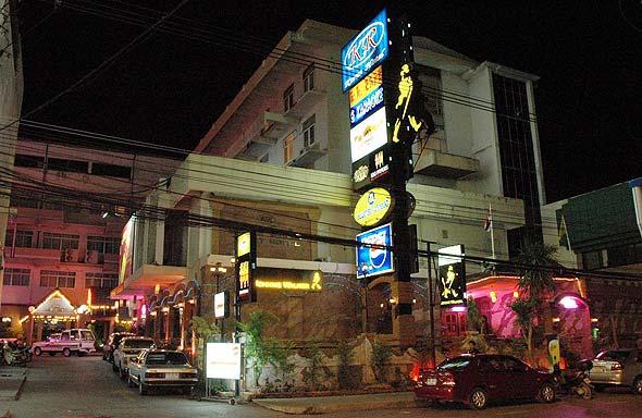 โรงแรม โคราช โฮเต็ล