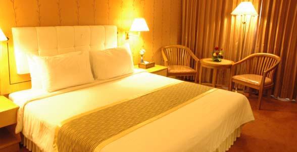 โรงแรมบุษราคัม