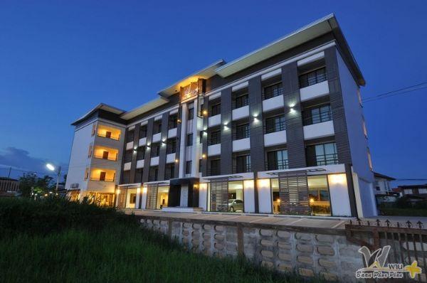 โรงแรมบ้าน พ พาน