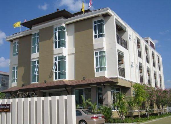 โรงแรมระพีพรรณ วิลล์