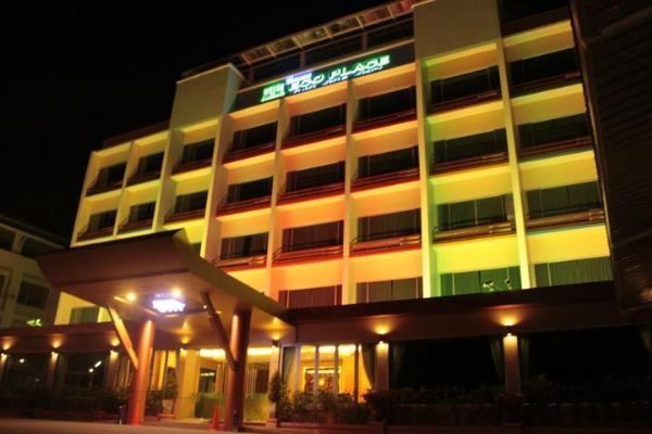 โรงแรมอีโคเพลส