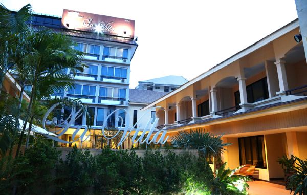 โรงแรม ลา วิลล่า