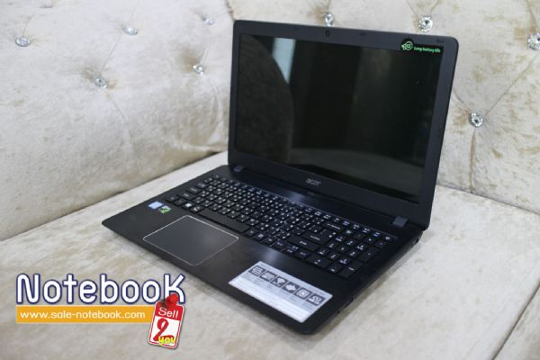 Notebook Acer F5 i5-7200U GTX 950M RAM 4 GB 1 TB 15.6 inch HD