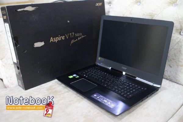 Acer V Nitro i7-7700HQ GTX 1060 RAM 8 GB 1 TB 17.3 inch FHD IPS