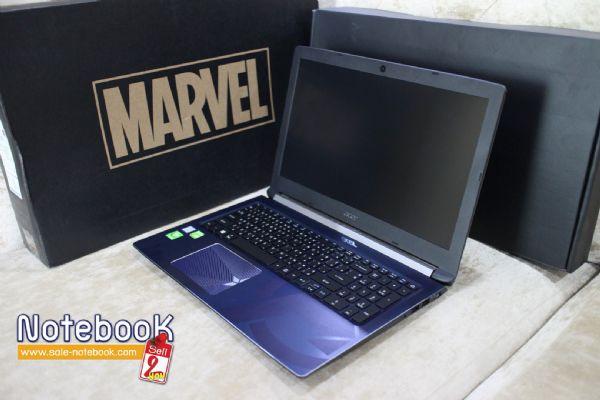 Acer Captain America i5-8250U GF MX150 RAM 4 GB 1 TB 15.6inch FHD