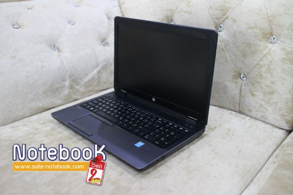 HP Mobile Workstation ZBOOK 15 i7-4700MQ Quadro K1100M RAM 16 GB