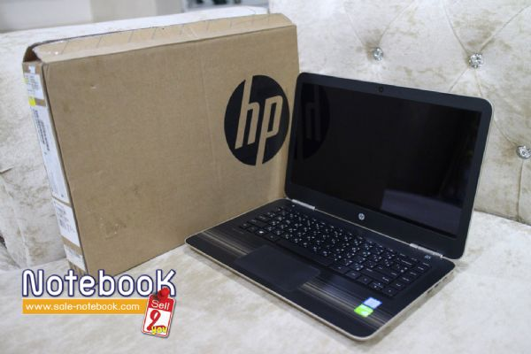 HP Pavilion 14 Core i7-7500U (2.70 - 3.50 GHz) GT 940MX 4GB GDDR3