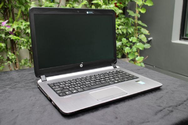 Notebook HP Probook 440G2 สวยๆสภาพดีทนทานต่อการใช้งาน