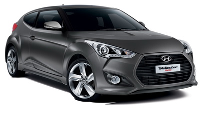 Veloster Sport Turbo (Petrol Grey)