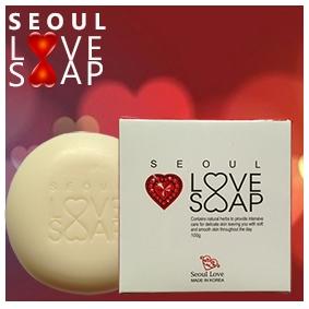 Seoul love soap