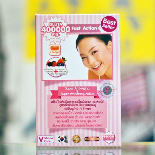Gluta400000 V Shave