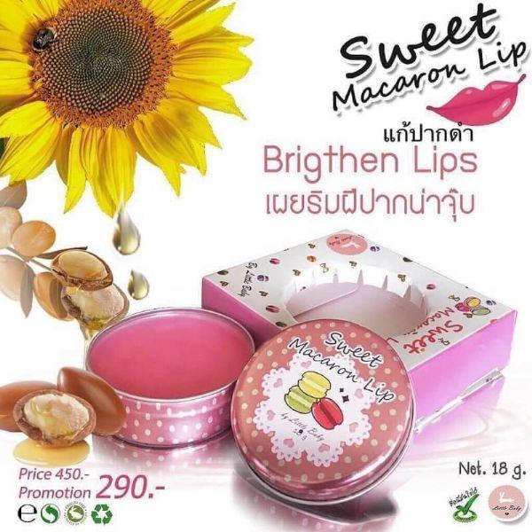 Sweet Macaron Lip
