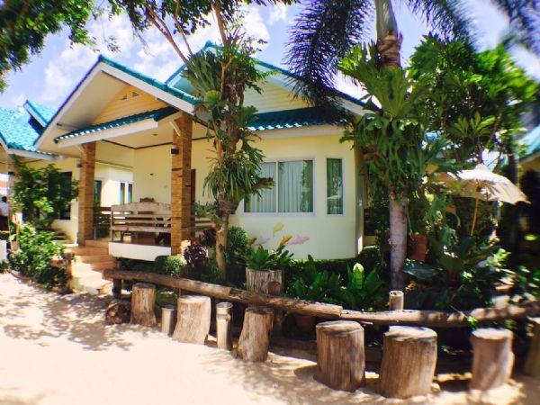 บ้านพักหลังที่ 1 (ติดทะเล)