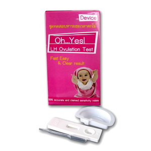 Oh..Yes!!OH Ovulation Test Device