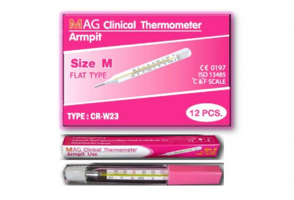 MAG Clinical thermometer Size M