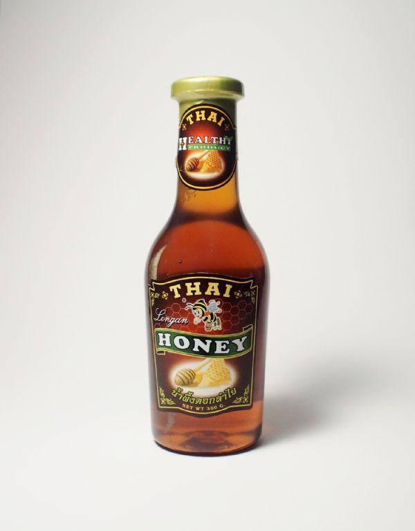 น้ำผึ้งดอกลำไย 360 กรัม