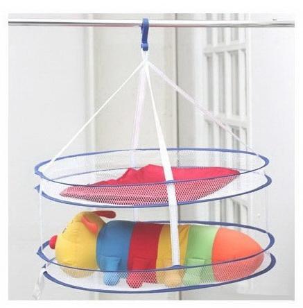 ของใช้ในบ้าน : ที่ตากผ้ากันผ้ายืดย้วยไม่เสียทรง