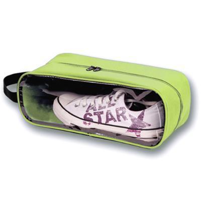 ของใช้ส่วนตัว : กระเป๋าใส่รองเท้าพกพาเดินทาง