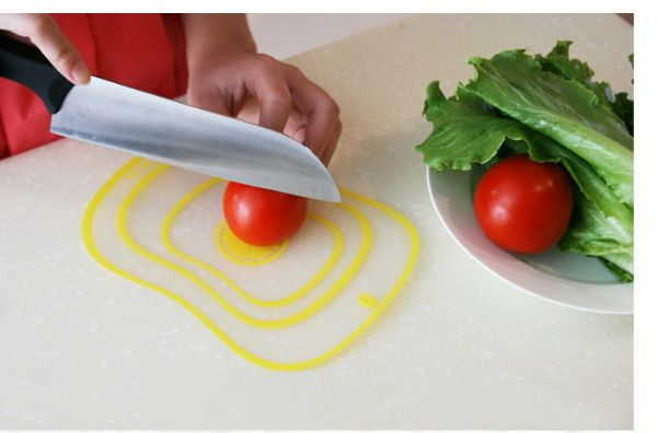 ของใช้ในครัว : เขียง mini size จิ๋ว
