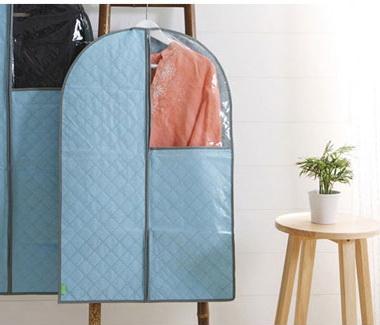 ของใช้ในบ้าน : ถุงคลุมเสื้อกันฝุ่น