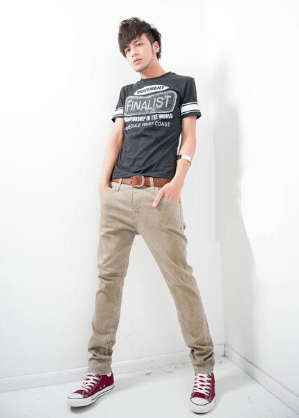 เสื้อผ้าผู้ชาย : t-shirt