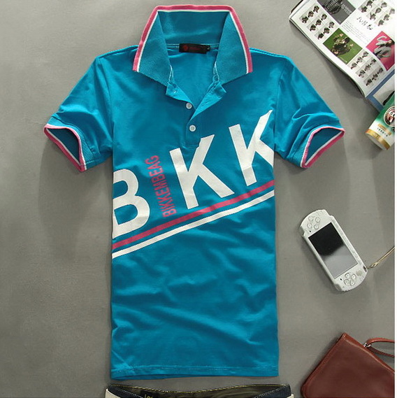 เสื้อผ้าผู้ชาย : เสื้อยืดโปโล colorful