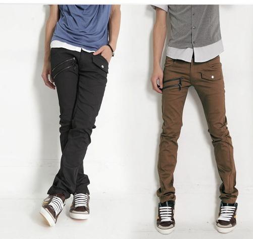 เสื้อผ้าผู้ชาย : กางเกงแฟชั่นเกาหลี Smart & Cool!