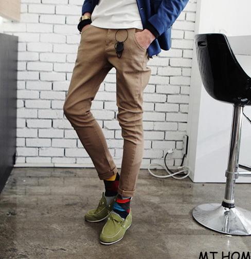 เสื้อผ้าแฟชั่น  : กางเกง calmshell style chic
