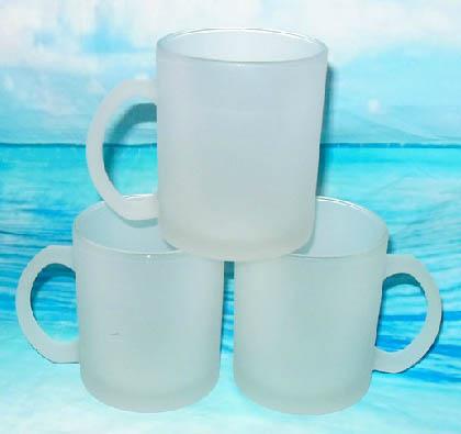 แก้วสกรีน แก้ว MUG สีขุ่น (พร้อมกล่อง)