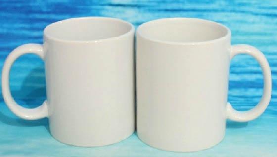 แก้วสกรีน แก้ว MUG สีขาว (พร้อมกล่อง)