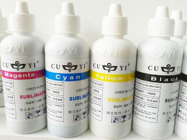 หมึก Sublimation ink ยี่ห้อ CI YU  100 cc