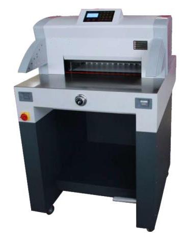 เครื่องตัดกระดาษไฟฟ้า MIT 500EX (NEW 2018)
