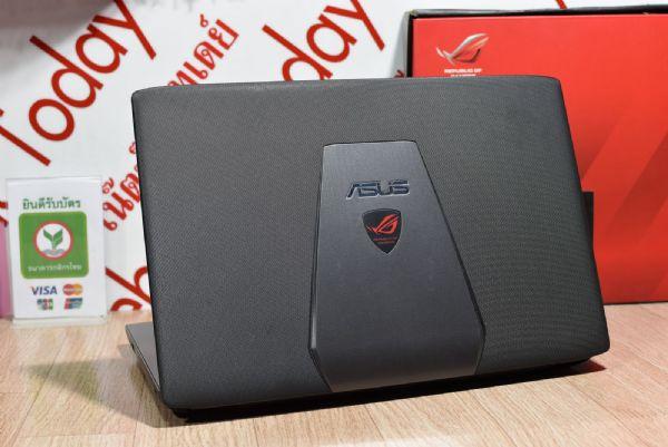 ASUS G550J cpu 8เทรด core i7 GTX 850M GDDR3 4G