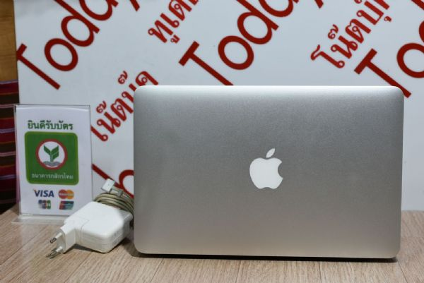 macbook air 2012 ทำงานเสถียร 11นิ้ว CPU core i5 1.70g
