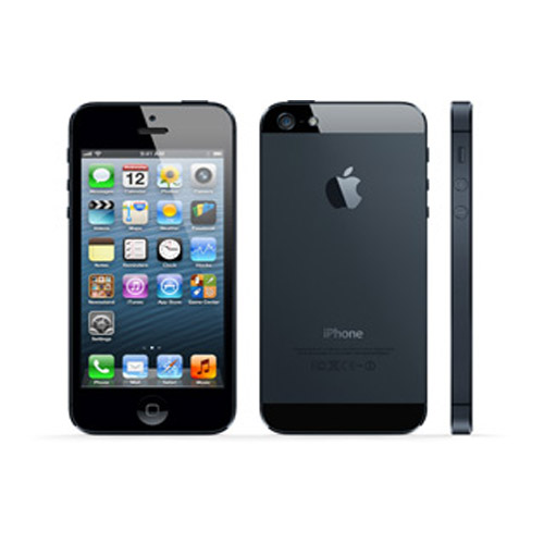 IPHONE5 64GB. (Black)