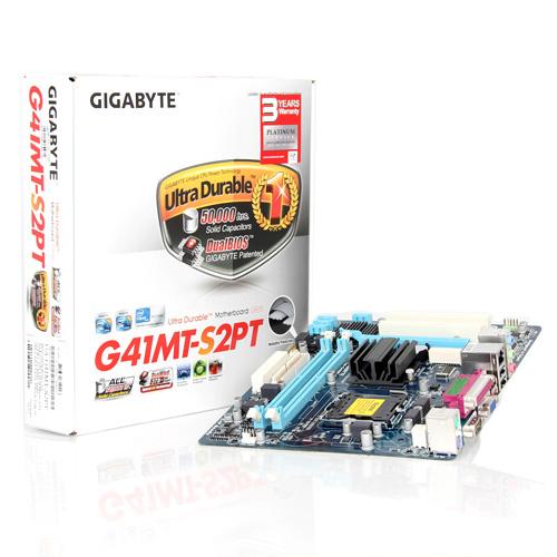 GIGABYTE GA-G41MT-S2PT