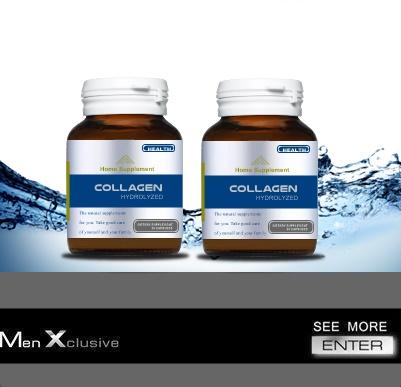 Collagen hydrolyzed อาหารบำรุงผิวพรรณ คอลลาเจนบริสุทธิ์ ดูดซึมได้ทันที