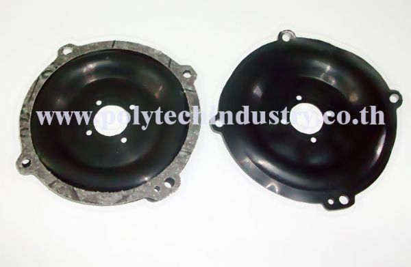 Custom Diaphragm Rubber
