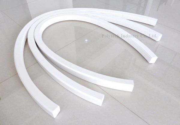Silicone Rubber Strips