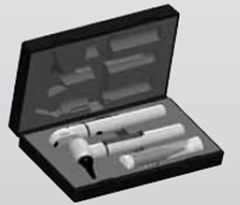 e-scope® F.O. Otoscope/Ophthalmoscope LED