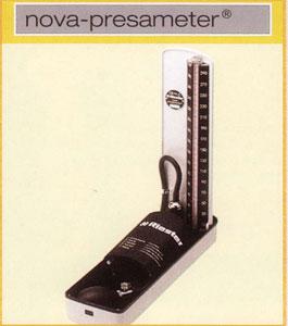 nova-presameter® desk model