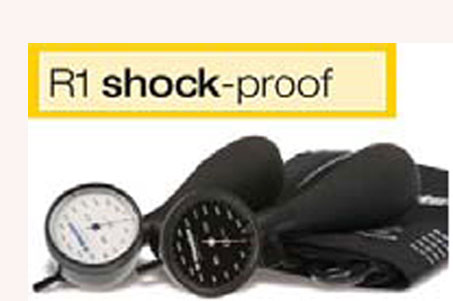 R1 shock-proof®